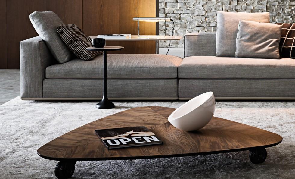 sullivan di minotti tavolini arredamento mollura home design. Black Bedroom Furniture Sets. Home Design Ideas