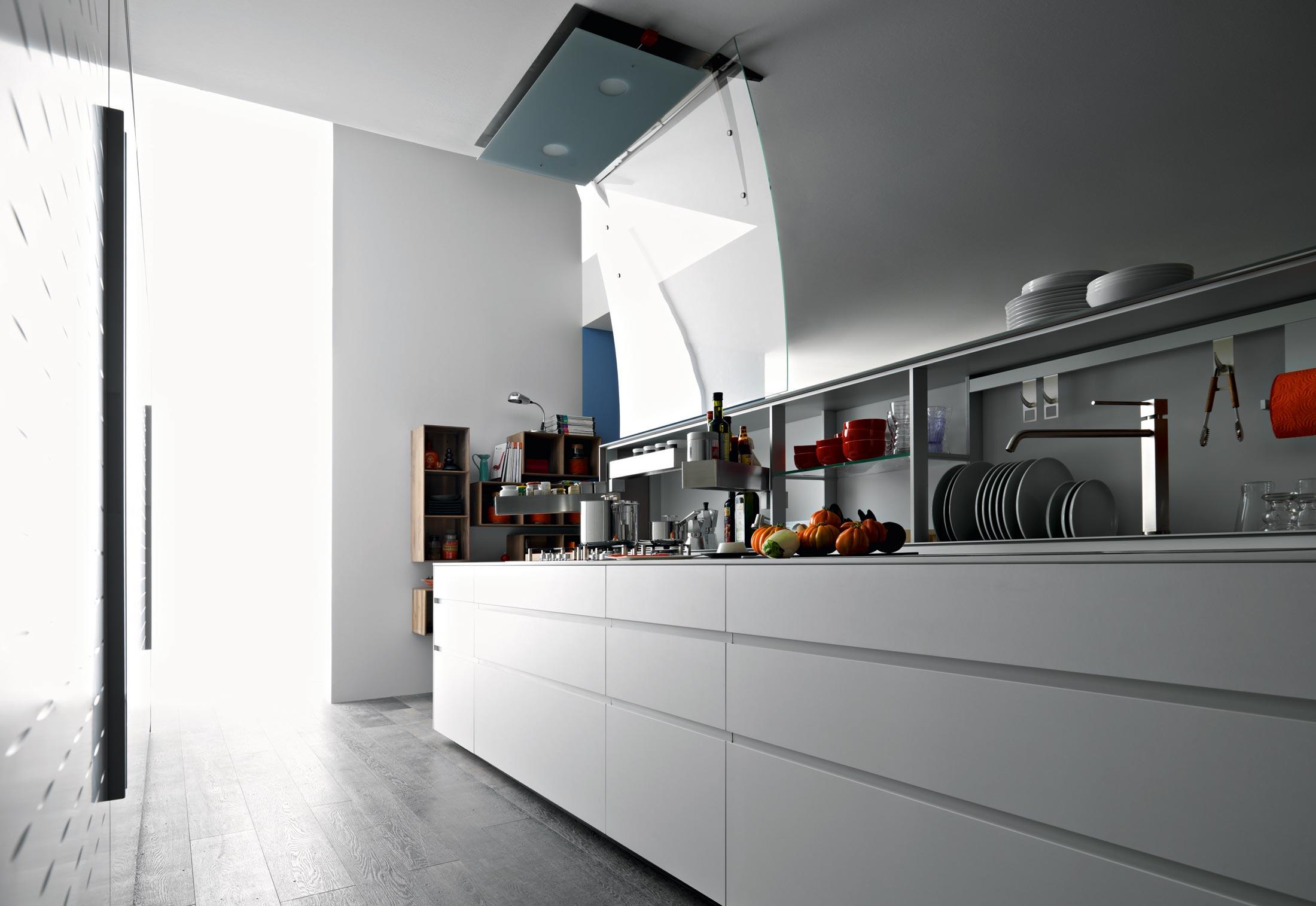 Logica System di Valcucine | Cucine - Arredamento | Mollura Home ...