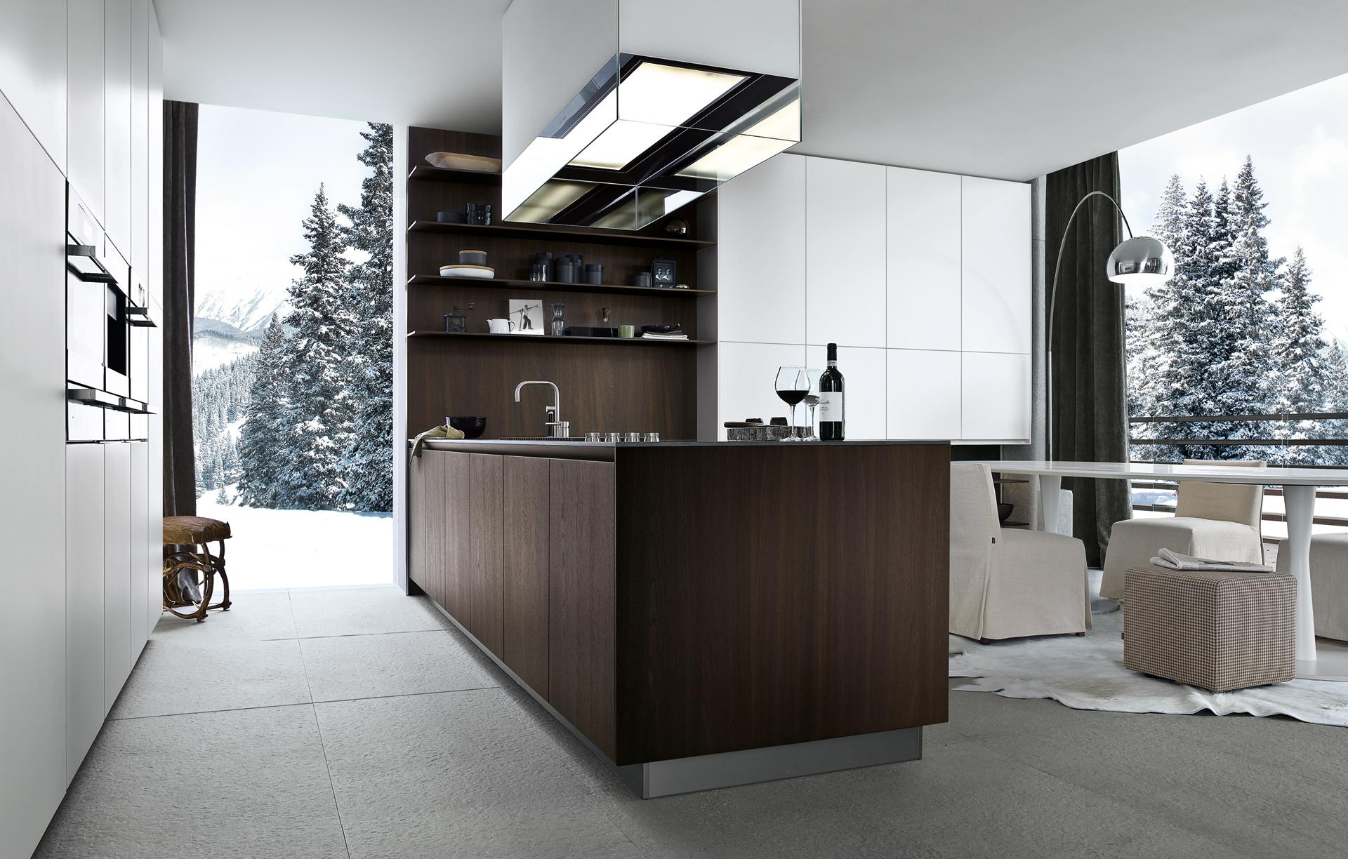 Twelve di varenna cucine arredamento mollura home design for Varenna cuisine