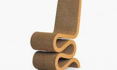 Wiggle Side Chair Vitra