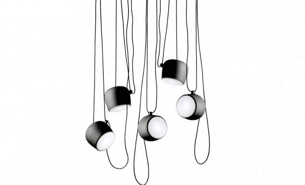 Aim di flos lampadari illuminazione mollura home design for Flos illuminazione