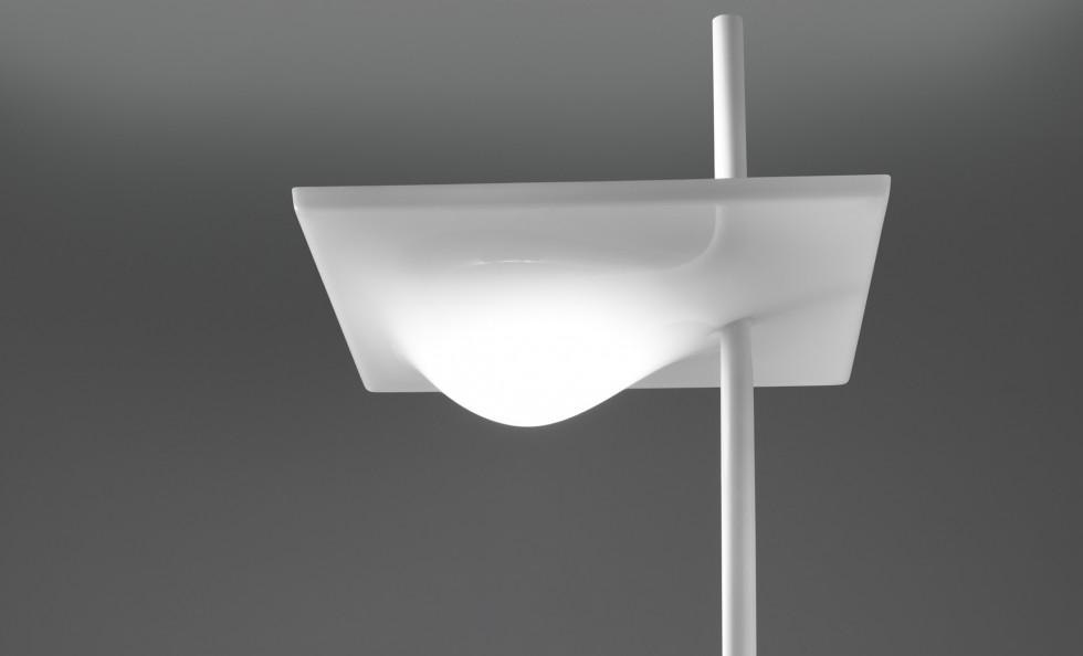 Alcatraz di Artemide   Lampade da terra   Illuminazione   Mollura Home Design -> Illuminazione Esterna Artemide