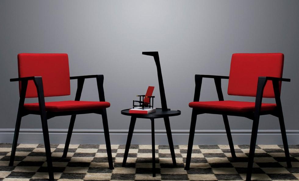 Luisa di cassina sedie poltroncine arredamento for Cassina sedie