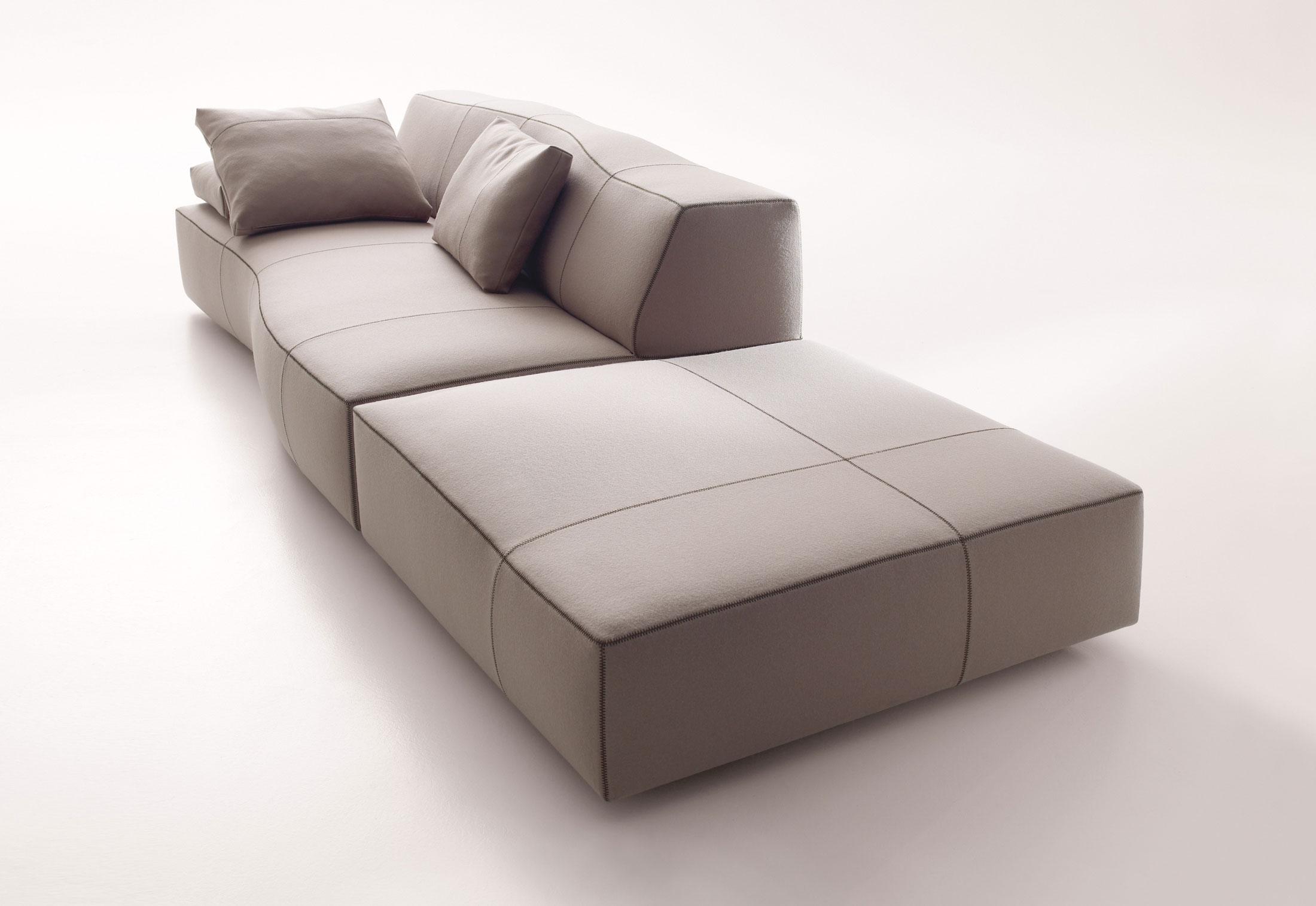 Bend sofa di b b italia divani e poltrone arredamento for Divani design italia