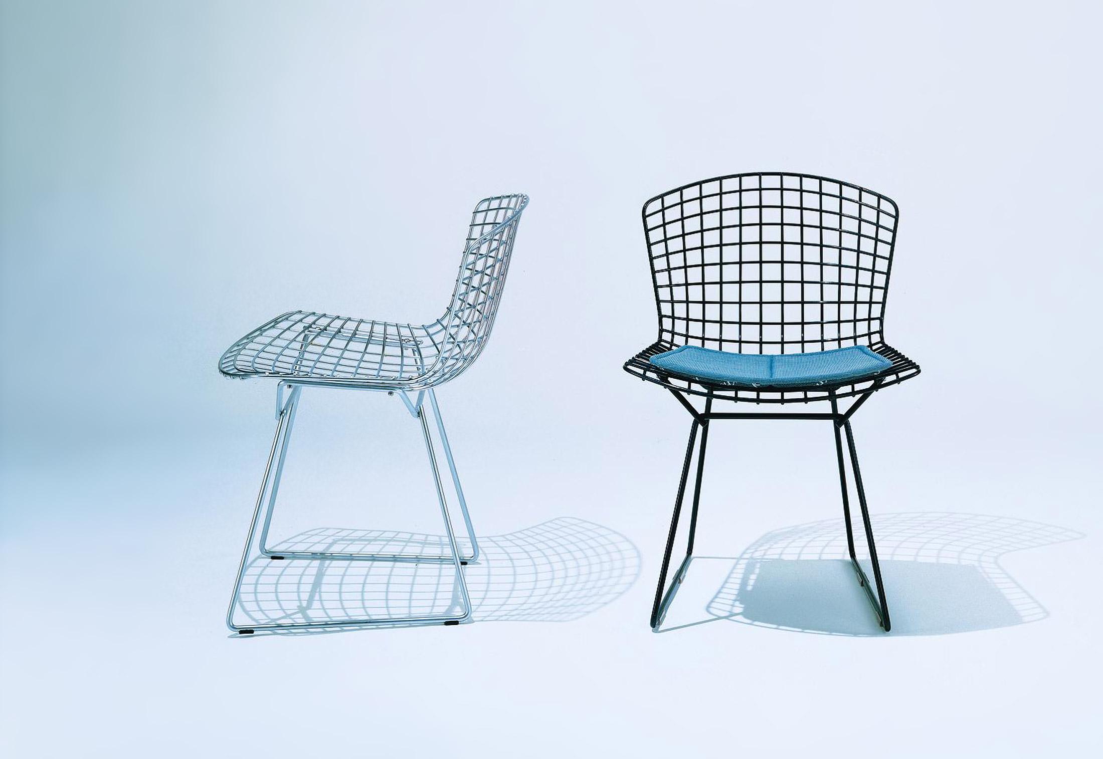 Bertoia longue seating di knoll sedie poltroncine for Sedie design knoll