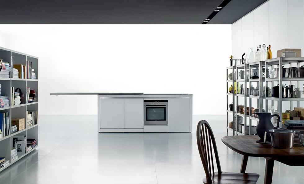 K2 di boffi cucine arredamento mollura home design for Cucine boffi con isola