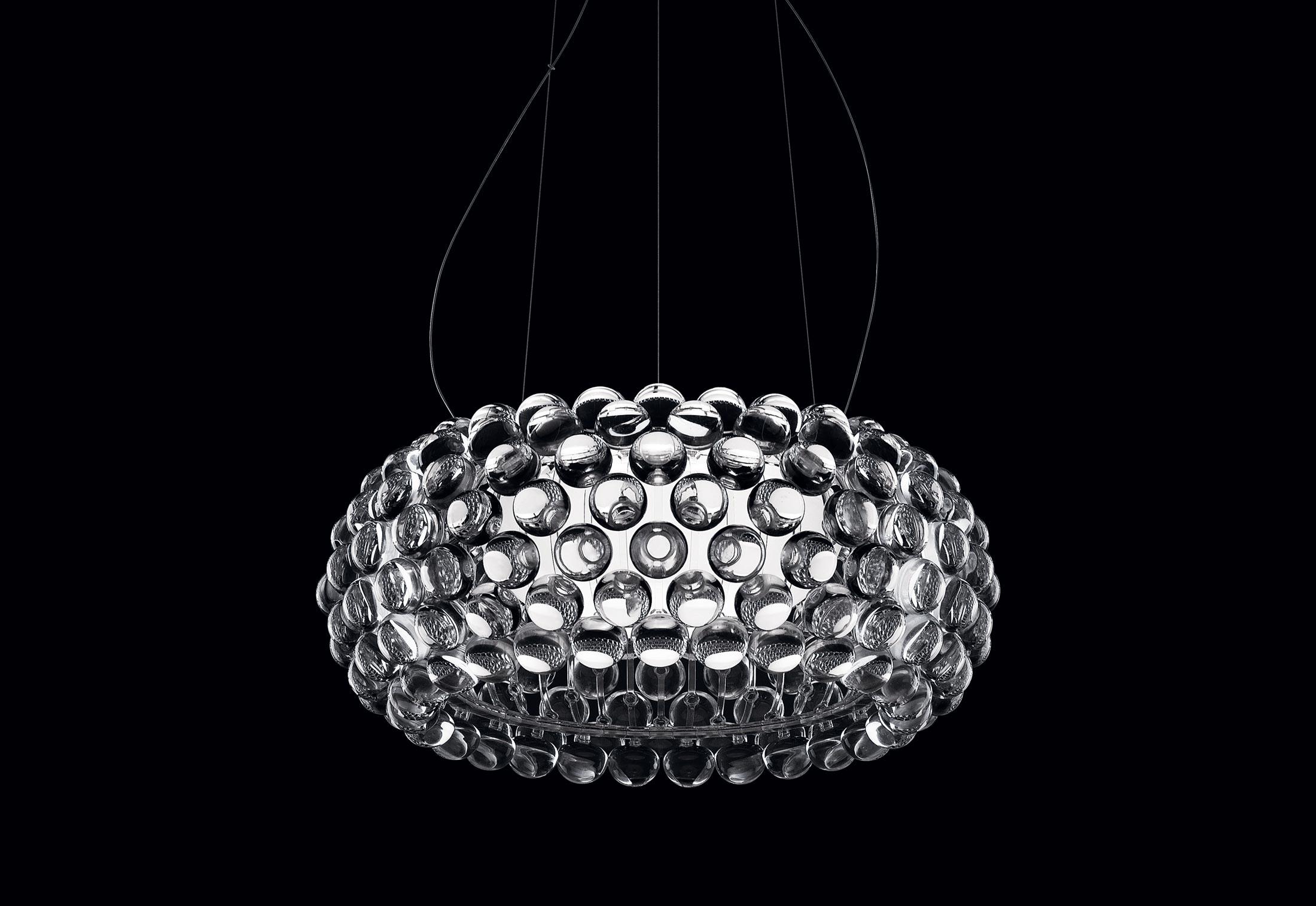 Caboche Sospensione di Foscarini Lampadari - Illuminazione Mollura ...