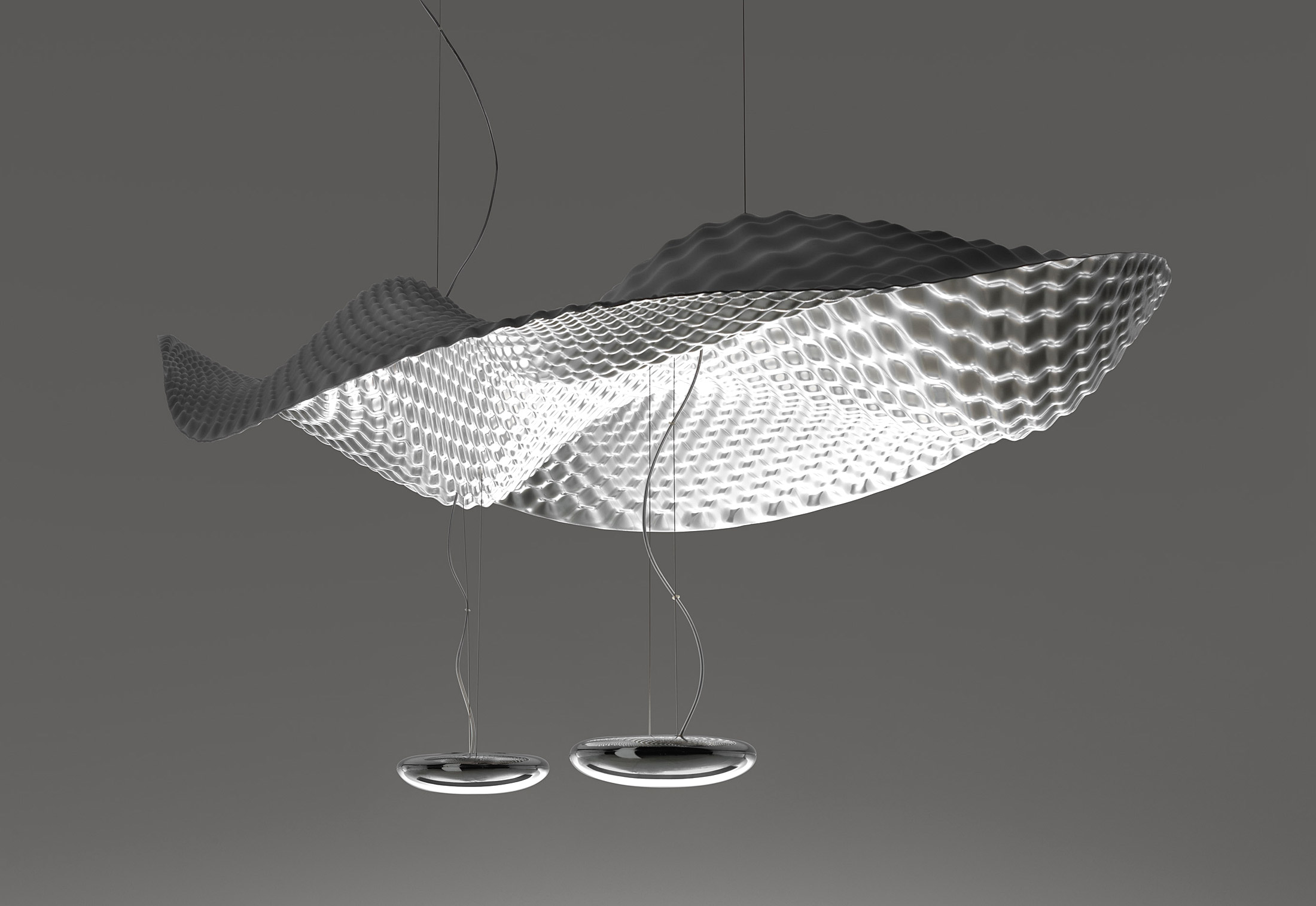 Cosmic Angel sospensione di Artemide   Lampadari   Illuminazione   Mollura Home Design -> Lampadario Sospensione Artemide
