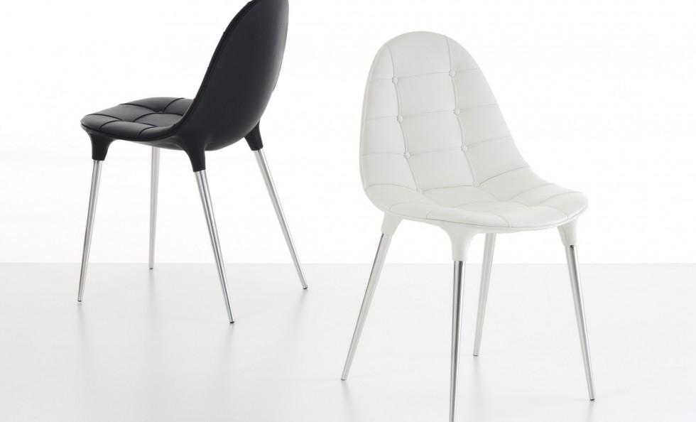 Caprice di cassina sedie poltroncine arredamento for Cassina sedie