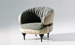 Chubby Chic armchair - Diesel Collection Moroso