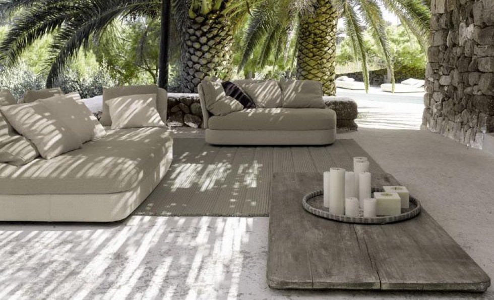 Cove di paola lenti outdoor arredamento mollura home for Outdoor arredamento