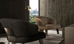 Creed Poltrona Large Minotti