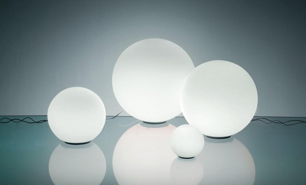 Dioscuri Tavolo di Artemide  Lampade da tavolo - Illuminazione  Mollura Home Design