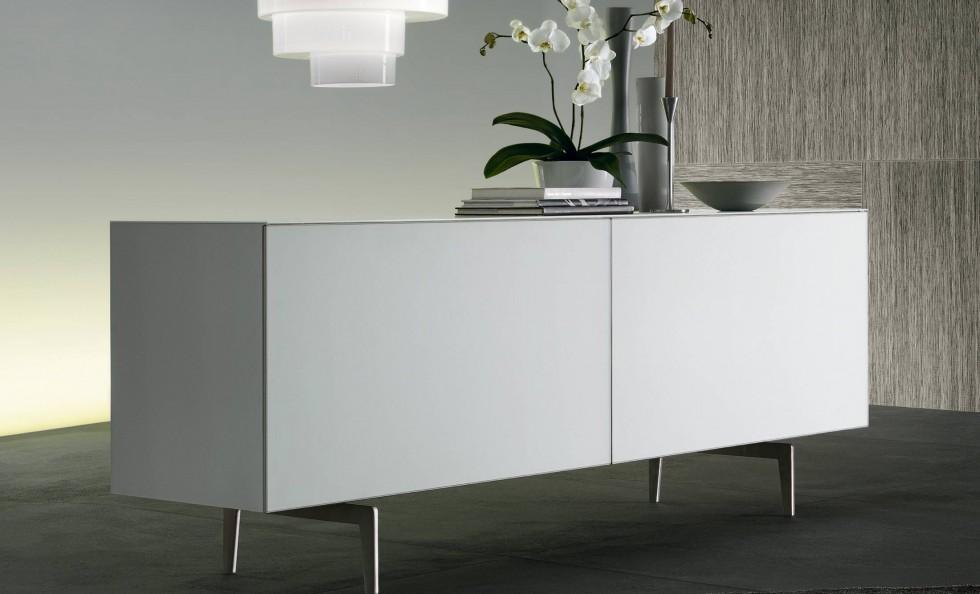 Eileen di rimadesio madie e mobili per il giorno arredamento mollura home design - Rimadesio mobili ...