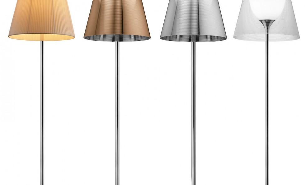 ktribe f3 soft di flos lampade da terra illuminazione