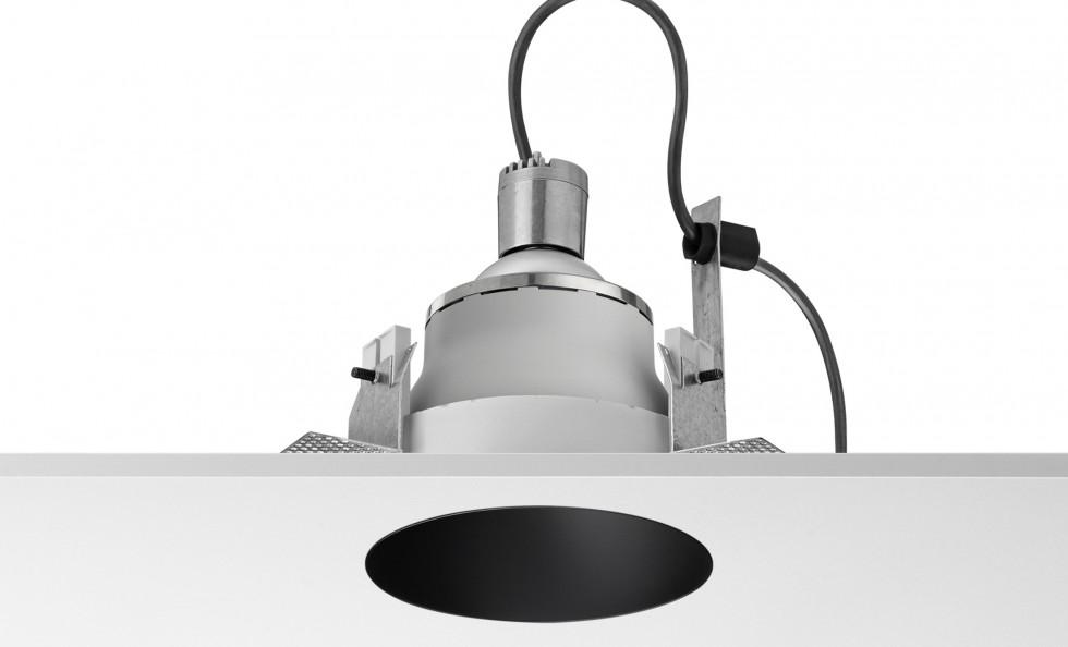 Kap di flos lampade da incasso illuminazione mollura for Lampade da incasso
