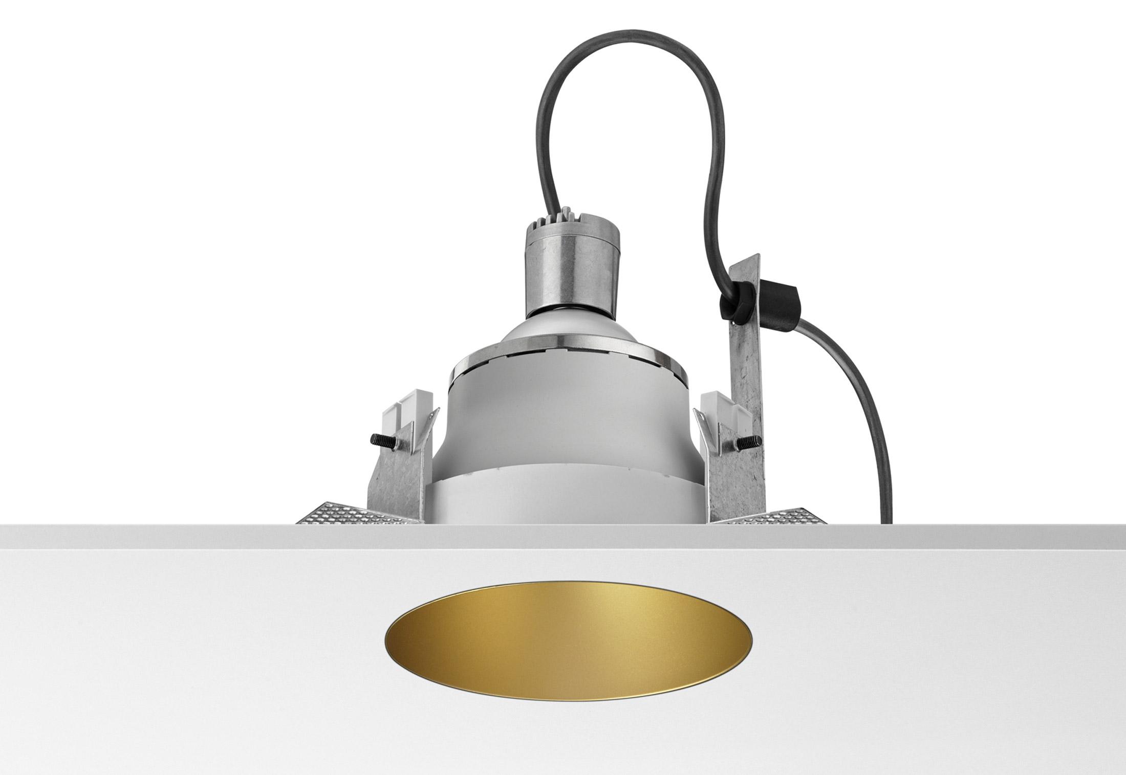 Kap di flos lampade da incasso illuminazione mollura for Faretti flos