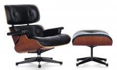 Lounge Chair & Ottoman Vitra