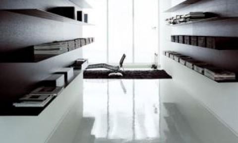 load it di porro pareti e librerie arredamento mollura home design. Black Bedroom Furniture Sets. Home Design Ideas