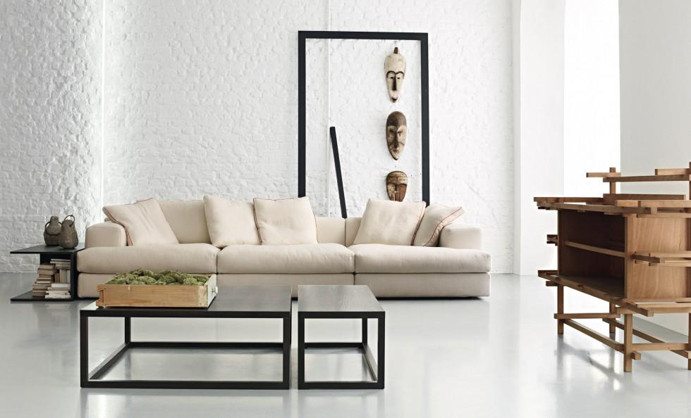 192 193 miloe di cassina divani e poltrone arredamento for Poltrone cassina