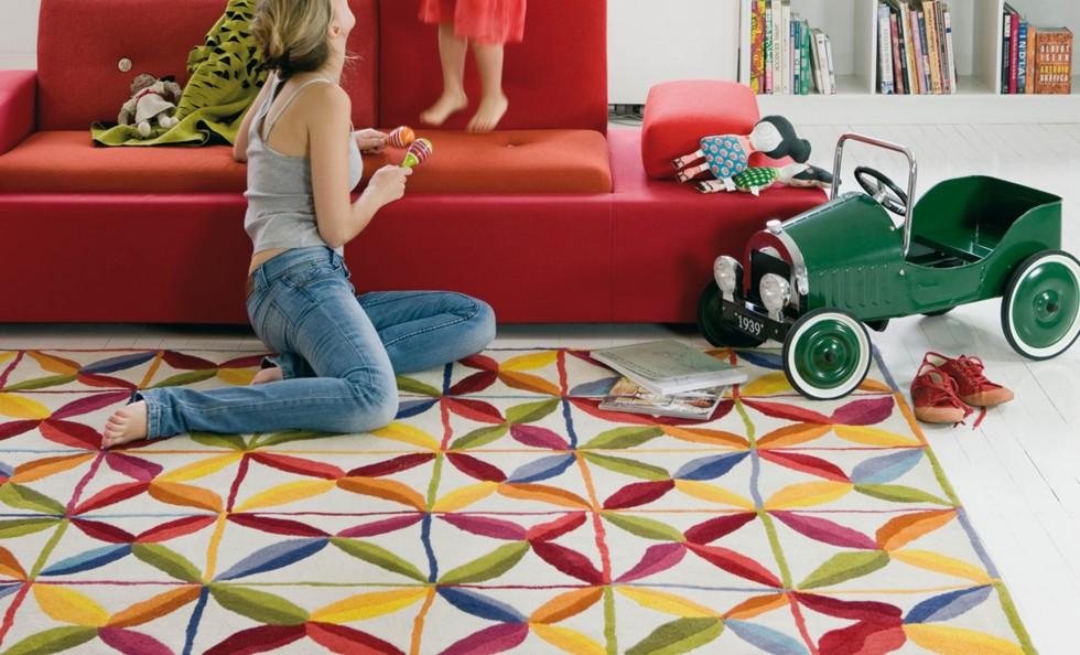 Tappeti Colorati Ikea : Ikea tappeti bambini tappeto cameretta lilla tappeti grandi per