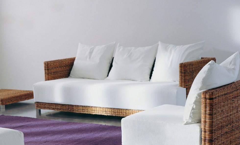 Net divano di gervasoni outdoor arredamento mollura for Divani outdoor outlet