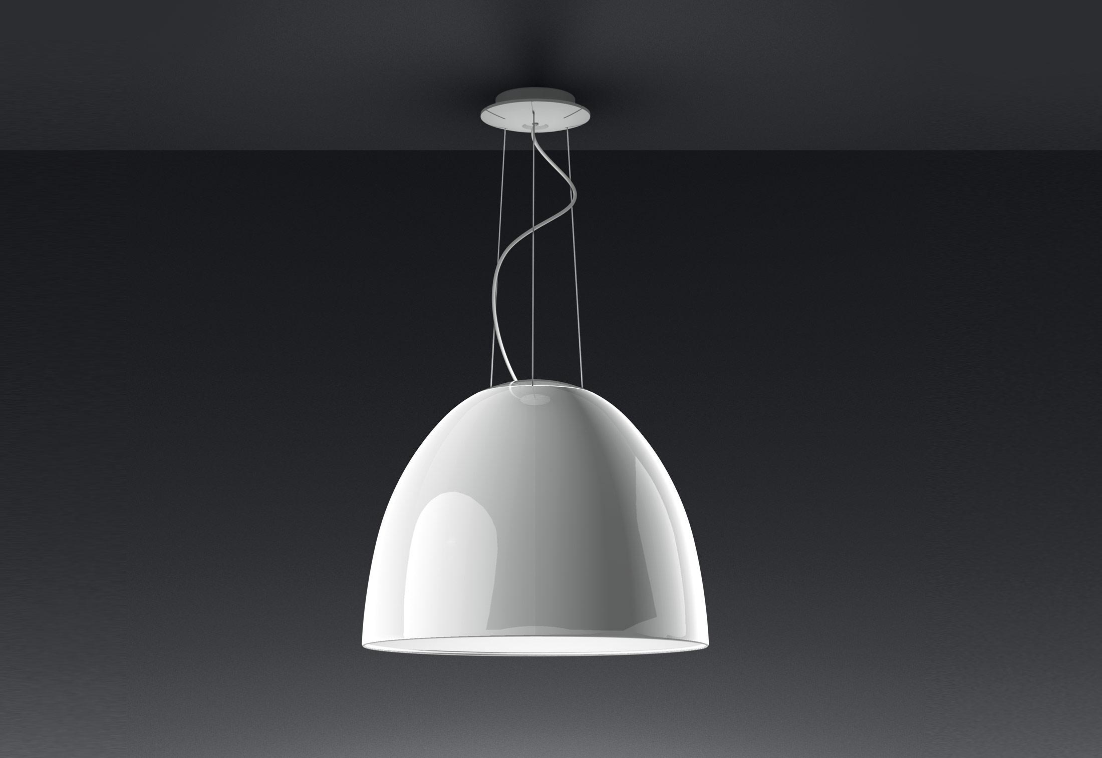 Nur Gloss di Artemide  Lampadari - Illuminazione  Mollura Home Design