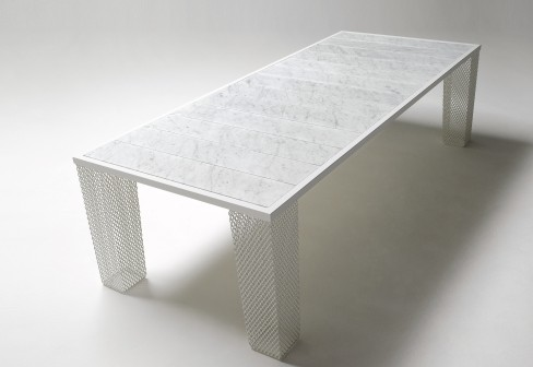 Ivy di emu tavoli outdoor mollura home design for Tavoli rettangolari di design