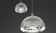 Tye suspension lamp Artemide