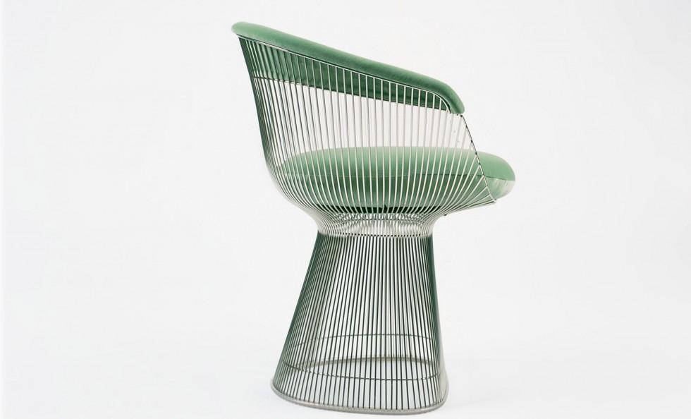 Platner poltrona di knoll sedie poltroncine for Sedie design knoll