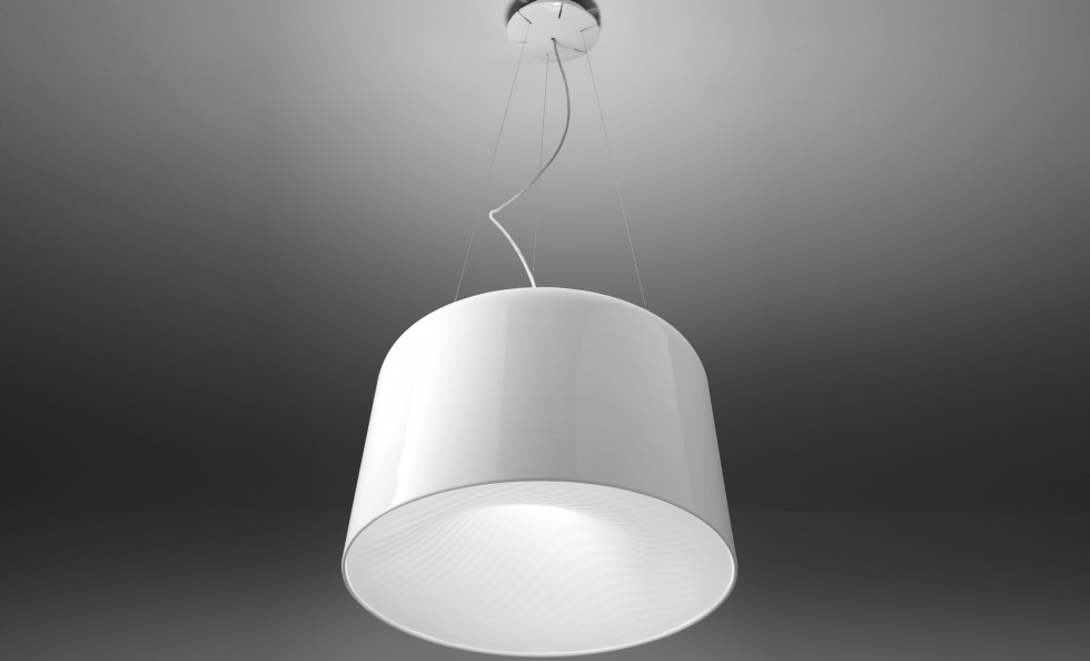Polinnia suspension lamp di artemide lampadari for Artemide illuminazione