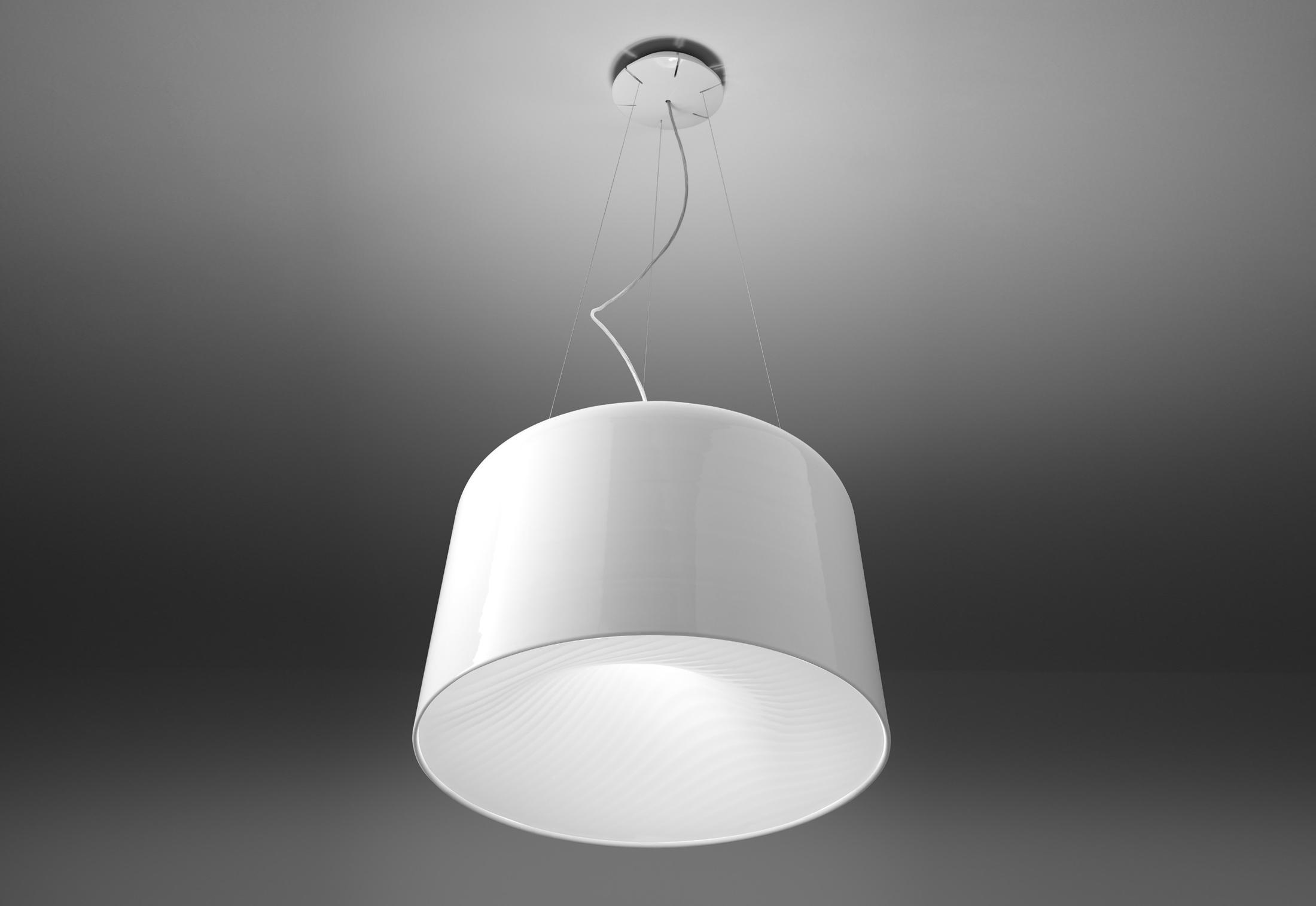 Polinnia suspension lamp di Artemide   Lampadari   Illuminazione   Mollura Home Design -> Lampadario Artemide Mercurio
