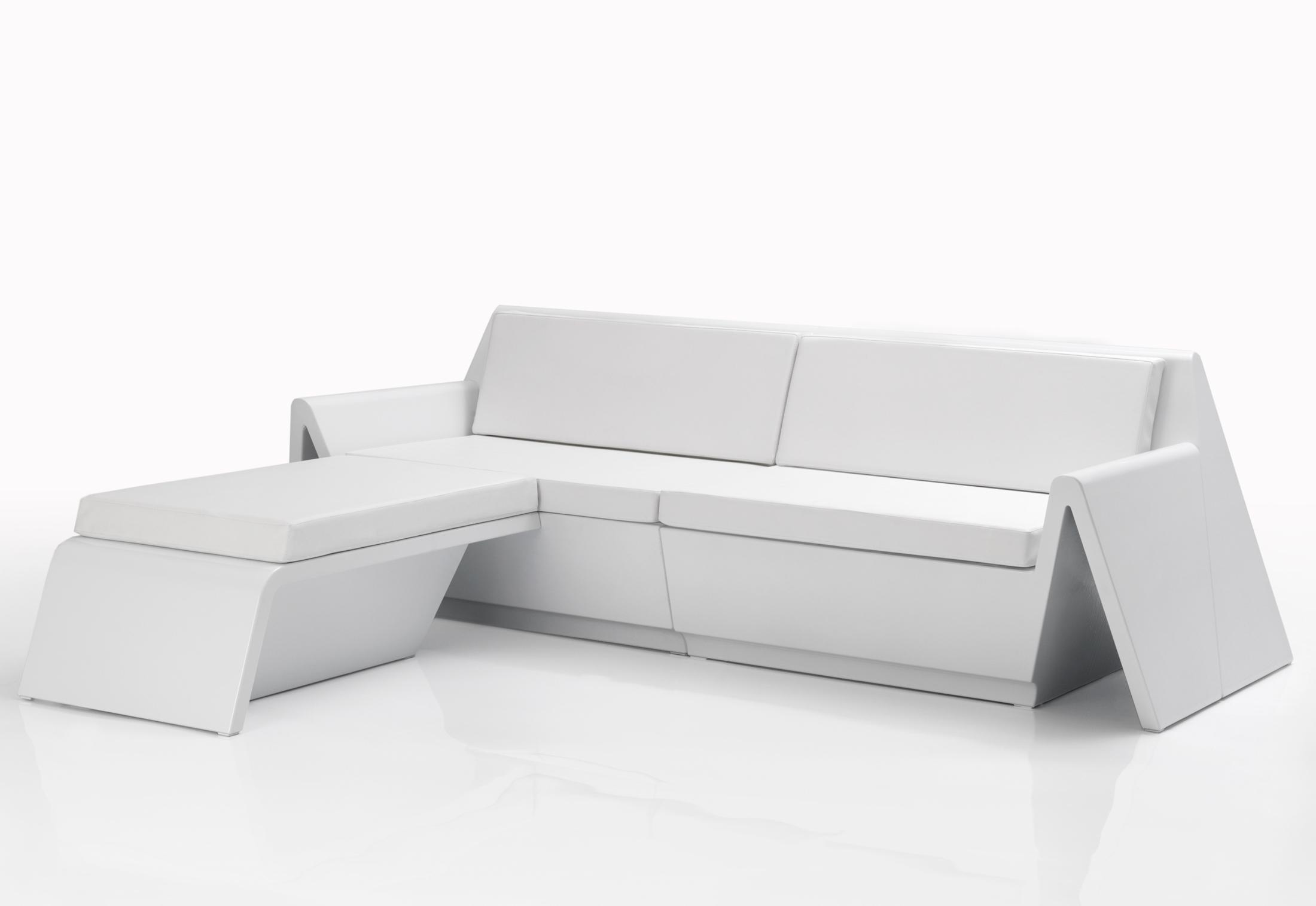 Rest sof di vondom divani e poltrone outdoor for Divani quale marca scegliere