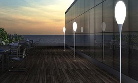 Lampade pendenti da esterno idee di design nella vostra casa - Lampade esterno design ...