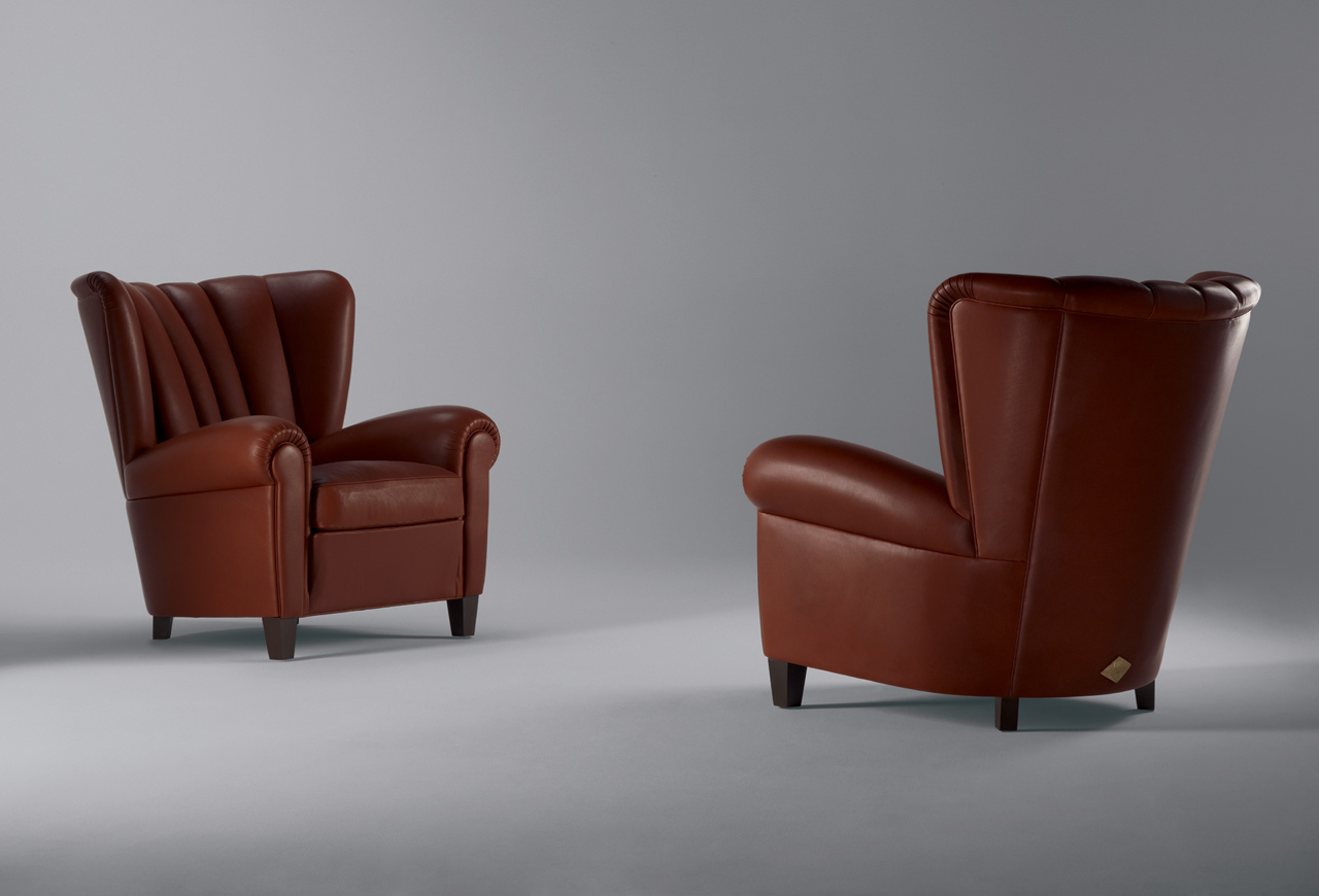 Savina di poltrona frau poltrone chaise longue for Poltrone online shop