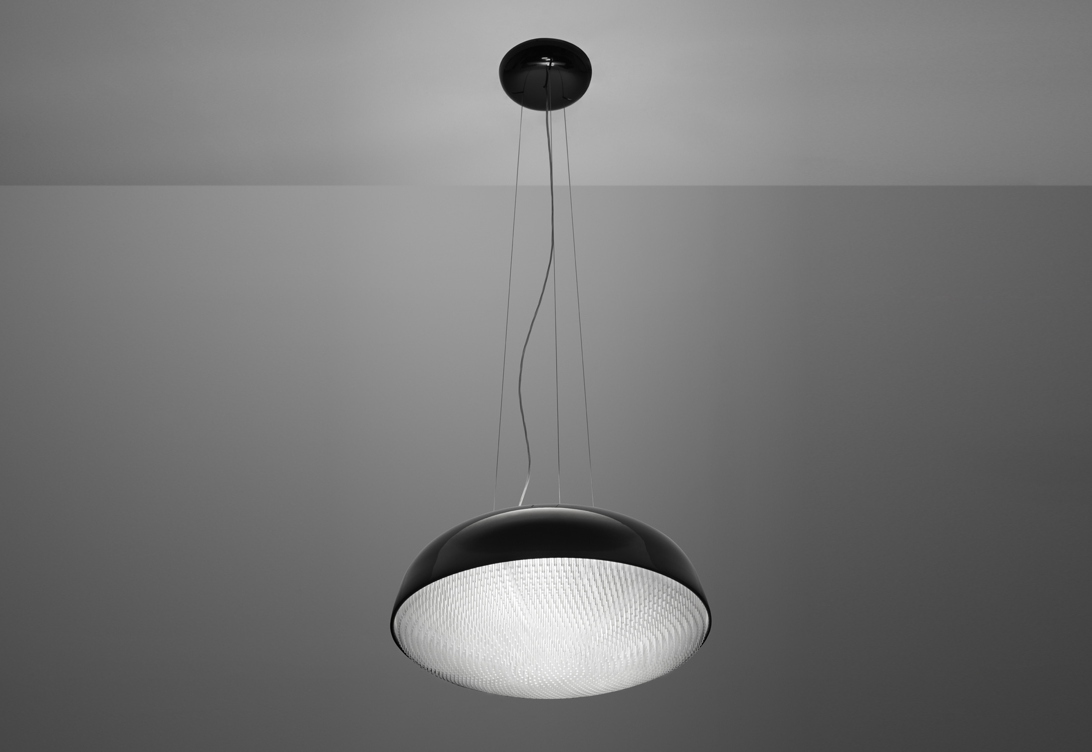 Spilli suspension lamp di artemide lampadari for Artemide illuminazione