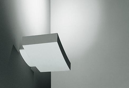 Surf di artemide lampade a parete illuminazione mollura home design - Lampade parete artemide ...