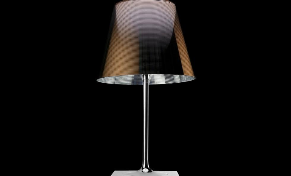 ktribe t1 di flos lampade da tavolo illuminazione