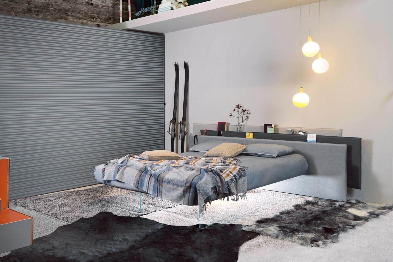 Il letto, comfort & design