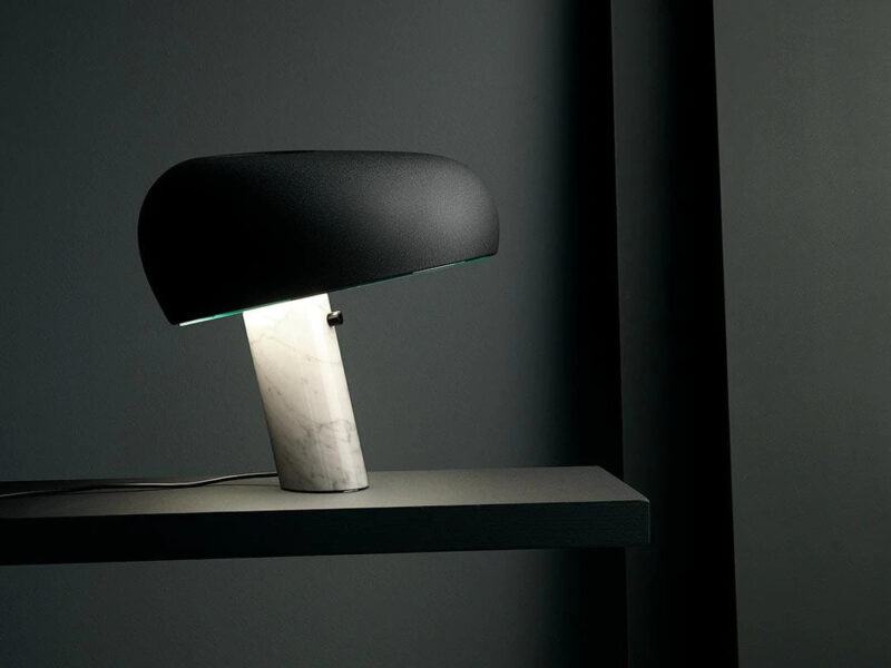 How an icon is born: Snoopy by Achille and Pier Giacomo Castiglioni for Flos