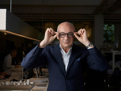 "MOHD interviews: Piero Lissoni, on the importance of ""tomorrow"""
