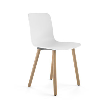 Vitra - HAL Wood Chaise