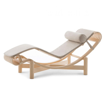 Cassina - 522 Tokyo Chaise Longue Outdoor