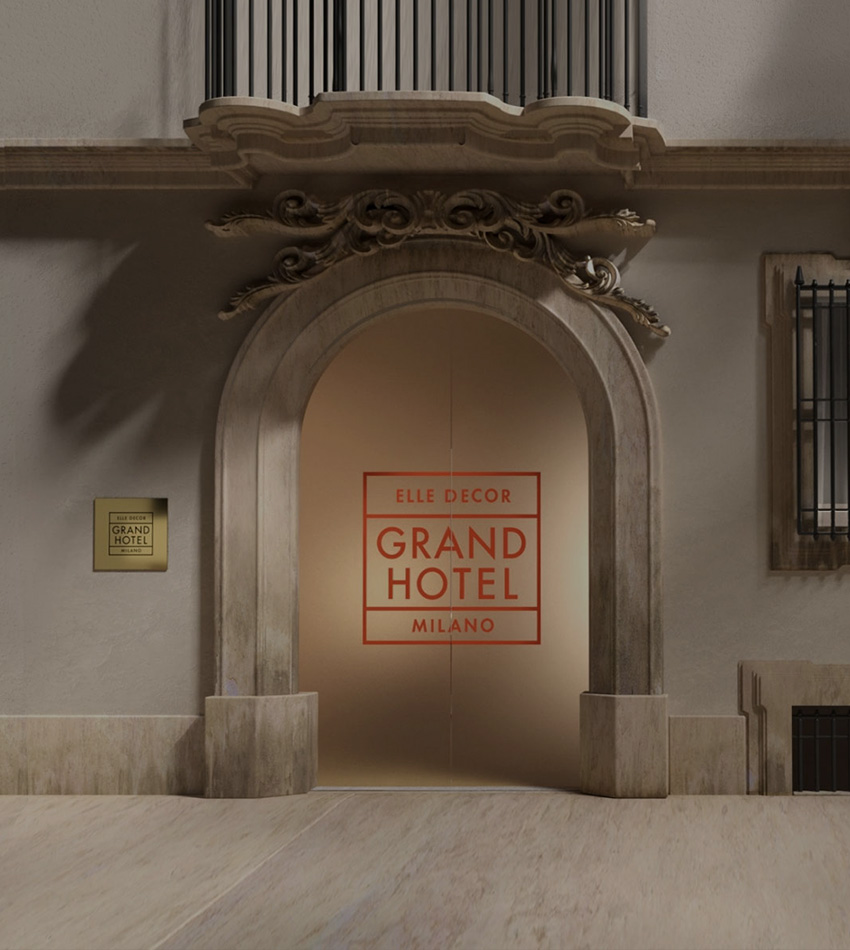 Other Stories Elle Decore Grand Hotel