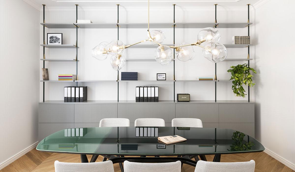 Interior Design per ufficio a Milano