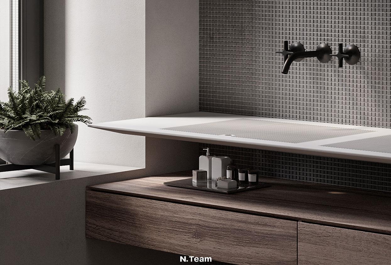 Design per bagno Mohd