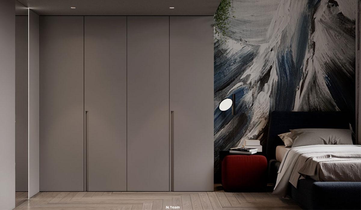 Bedroom Mohd Milano