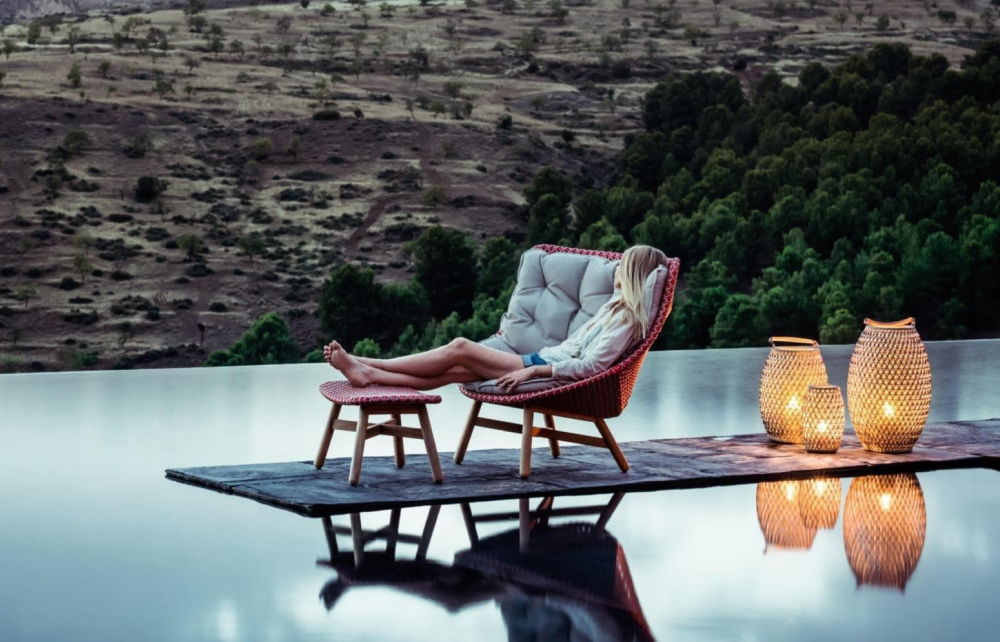 Dedon, Revolution in outdoor living