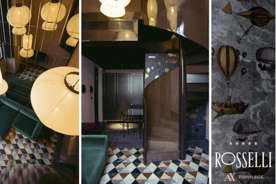 Rosselli AX Privilege, 马耳他首家精品酒店