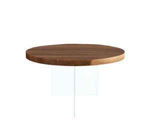 Air Haywood round coffee table